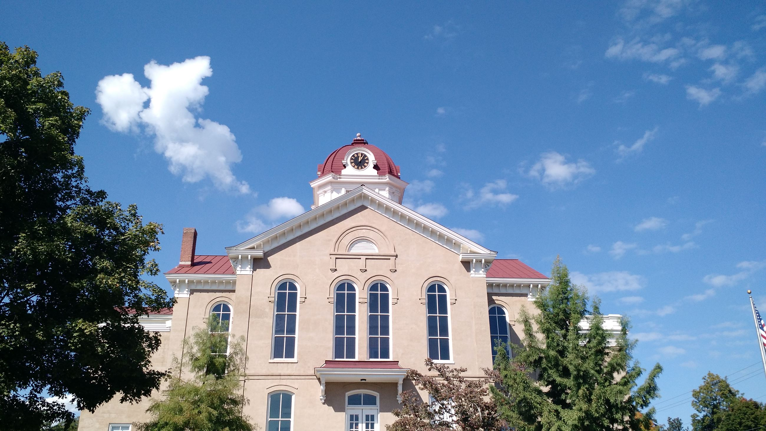 Historic Courthouse exterior
